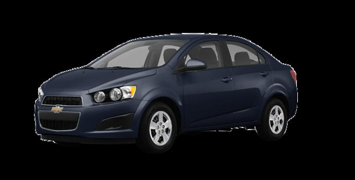 2016 Chevrolet Sonic LS | Photo 6 | Blue Velvet Metallic