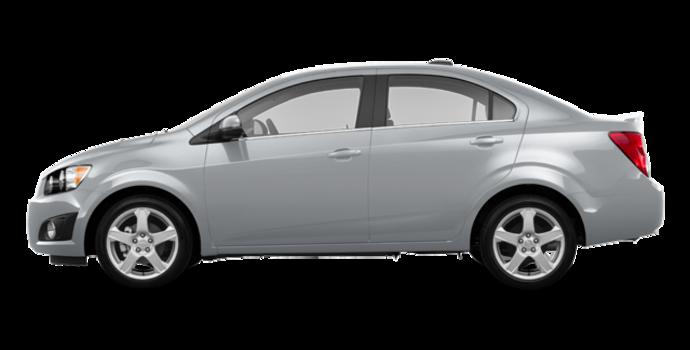 2016 Chevrolet Sonic LT | Photo 4 | Silver Ice Metallic