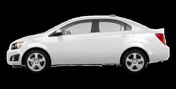 2016 Chevrolet Sonic LT | Photo 4 | Summit White