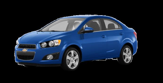2016 Chevrolet Sonic LT | Photo 6 | Kinetic Blue Metallic