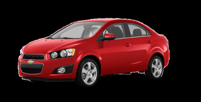 2016 Chevrolet Sonic LT | Photo 6 | Red Hot