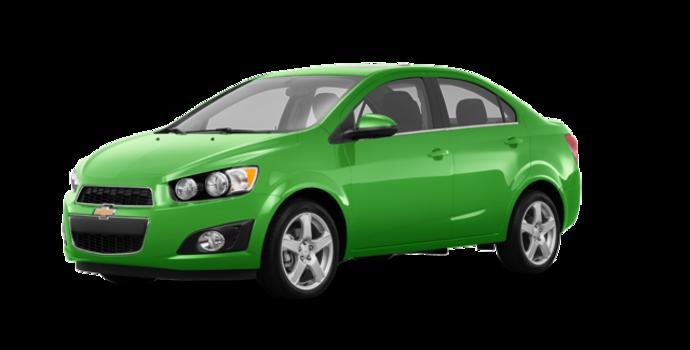 2016 Chevrolet Sonic LT | Photo 6 | Dragon Green Metallic