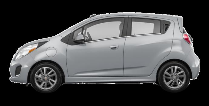 2016 Chevrolet Spark Ev 2LT | Photo 4 | Silver Ice Metallic