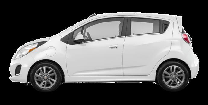 2016 Chevrolet Spark Ev 2LT | Photo 4 | Summit White