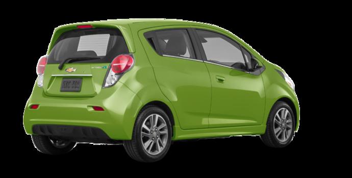 2016 Chevrolet Spark Ev 2LT | Photo 5 | Lime Metallic
