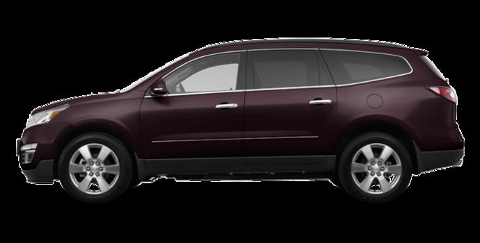 2016 Chevrolet Traverse LTZ | Photo 4 | Sable Metallic