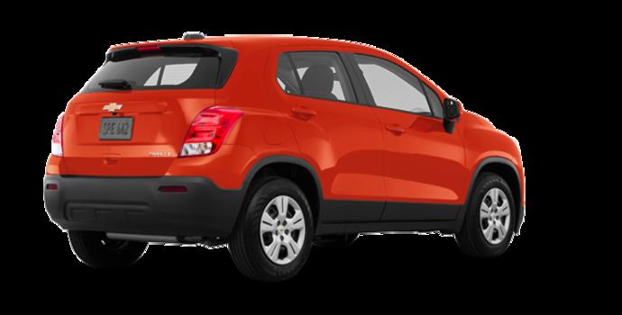 2016 Chevrolet Trax LS | Photo 5 | Sunset Orange Metallic