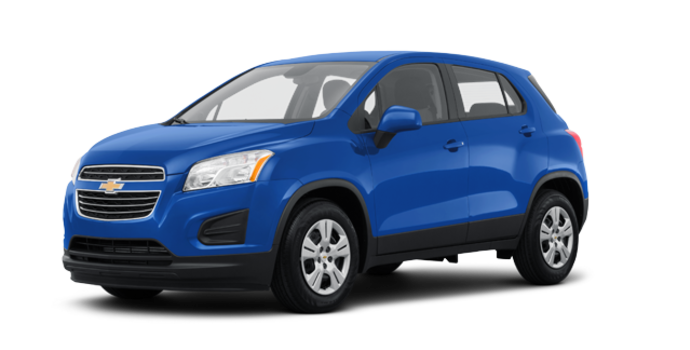 2016 Chevrolet Trax LS | Photo 6 | Blue Topaz Metallic