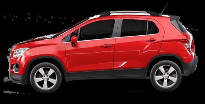2016 Chevrolet Trax LTZ   Photo 4   Red Hot