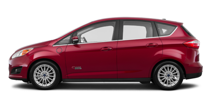 2016 Ford C-MAX ENERGI | Photo 4 | Ruby Red