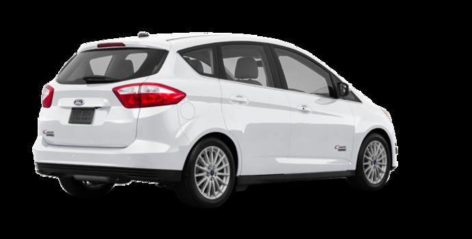 2016 Ford C-MAX ENERGI | Photo 5 | White Platinum