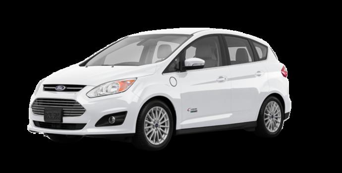 2016 Ford C-MAX ENERGI | Photo 6 | White Platinum