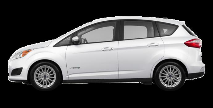 2016 Ford C-MAX SE HYBRID | Photo 4 | White Platinum