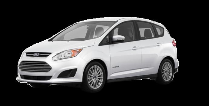 2016 Ford C-MAX SE HYBRID | Photo 6 | White Platinum