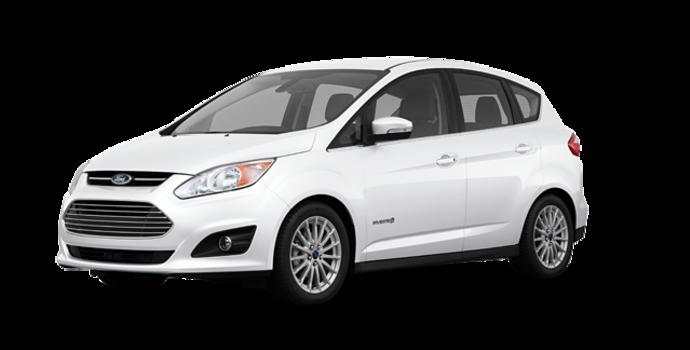 2016 Ford C-MAX SEL HYBRID | Photo 6 | White Platinum