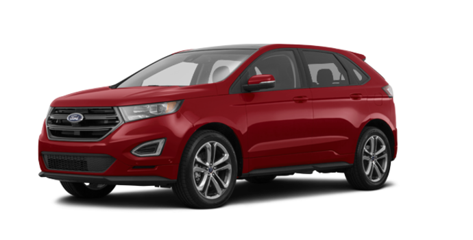 2016 Ford Edge SPORT | Photo 6 | Ruby Red