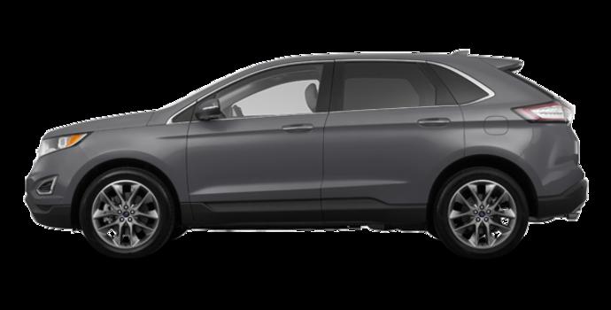 2016 Ford Edge TITANIUM | Photo 4 | Magnetic