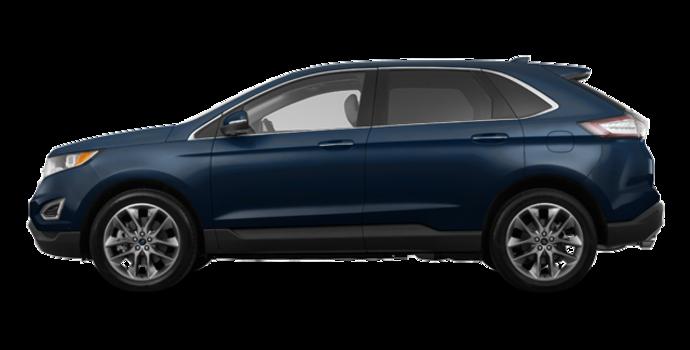 2016 Ford Edge TITANIUM | Photo 4 | Too Good To be Blue