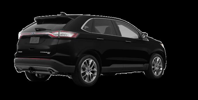 2016 Ford Edge TITANIUM | Photo 5 | Shadow Black