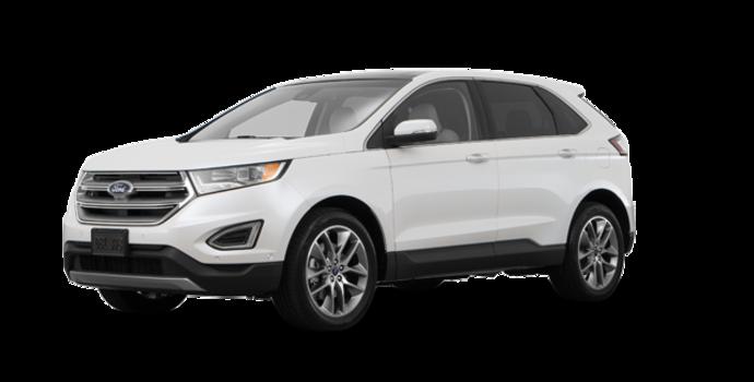 2016 Ford Edge TITANIUM | Photo 6 | White Platinum