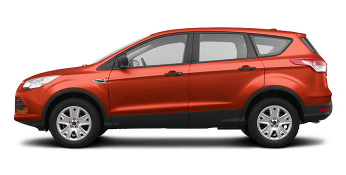 2016 Ford Escape S | Photo 4 | Sunset