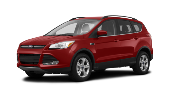 2016 Ford Escape SE | Photo 6 | Ruby Red