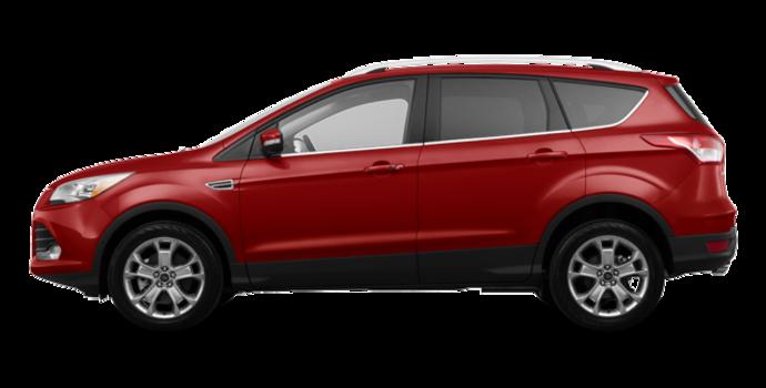 2016 Ford Escape TITANIUM | Photo 4 | Ruby Red