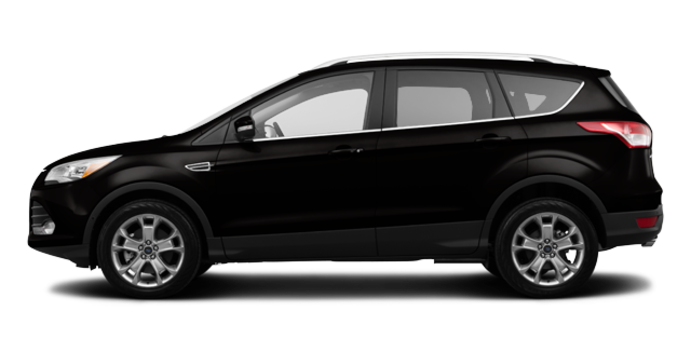 2016 Ford Escape TITANIUM | Photo 4 | Shadow Black