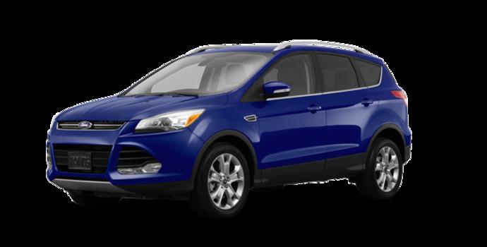 2016 Ford Escape TITANIUM | Photo 6 | Deep Impact Blue