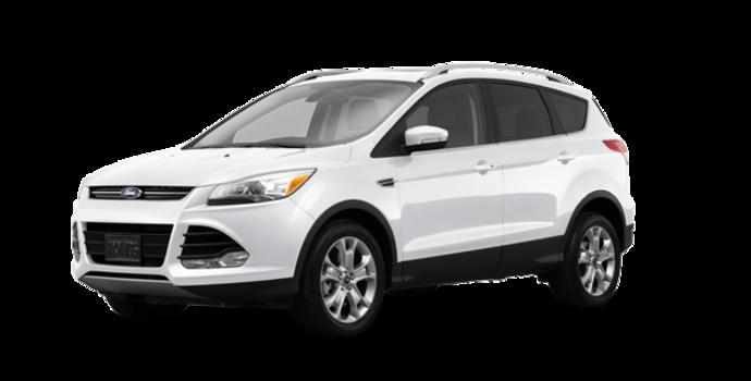 2016 Ford Escape TITANIUM | Photo 6 | White Platinum