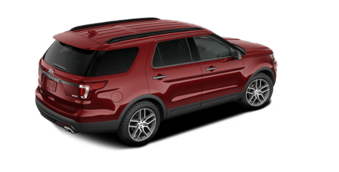 2016 Ford Explorer SPORT | Photo 5 | Ruby Red