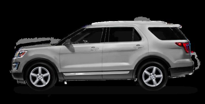 2016 Ford Explorer XLT   Photo 4   Ingot Silver