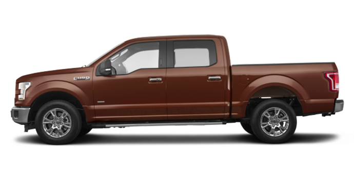 2016 Ford F-150 XLT | Photo 4 | Bronze Fire