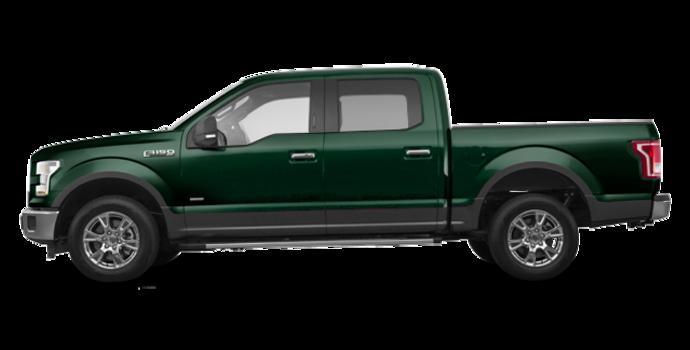 2016 Ford F-150 XLT | Photo 4 | Green Gem/Magnetic