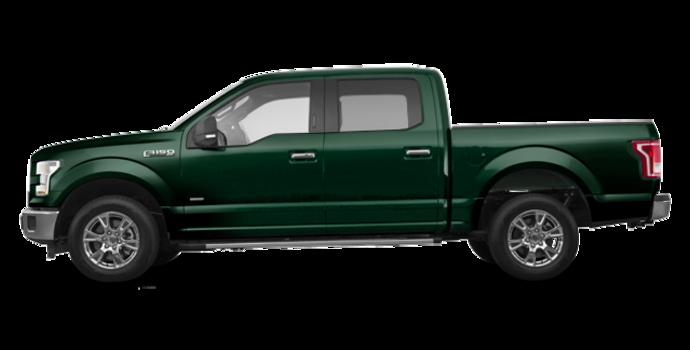 2016 Ford F-150 XLT | Photo 4 | Green Gem