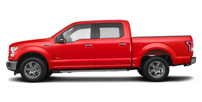 2016 Ford F-150 XLT | Photo 4 | Race Red
