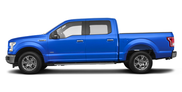 2016 Ford F-150 XLT | Photo 4 | Blue Flame