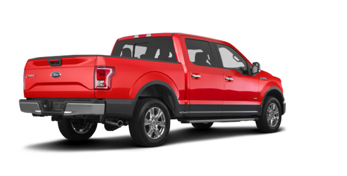 2016 Ford F-150 XLT | Photo 5 | Race Red/Magnetic