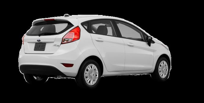 2016 Ford Fiesta S HATCHBACK | Photo 5 | Oxford White