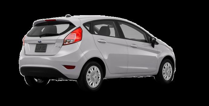 2016 Ford Fiesta S HATCHBACK | Photo 5 | Ingot Silver