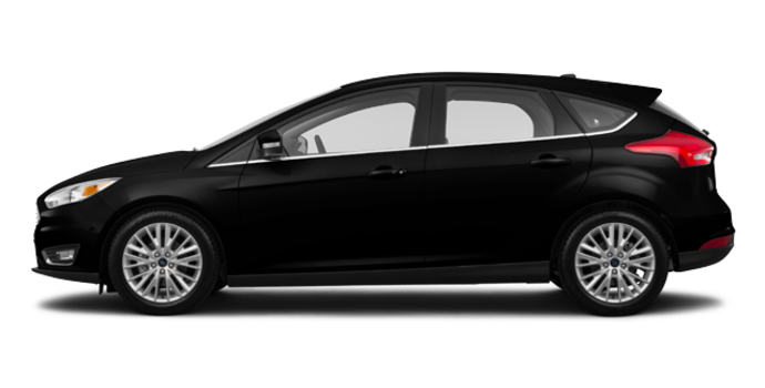 2016 Ford Focus Hatchback TITANIUM | Photo 4 | Shadow Black