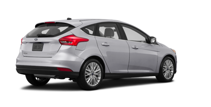 2016 Ford Focus Hatchback TITANIUM | Photo 5 | Ingot Silver Metallic