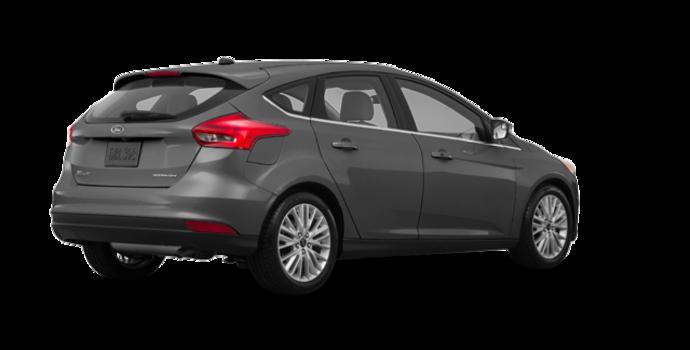 2016 Ford Focus Hatchback TITANIUM | Photo 5 | Magnetic Metallic