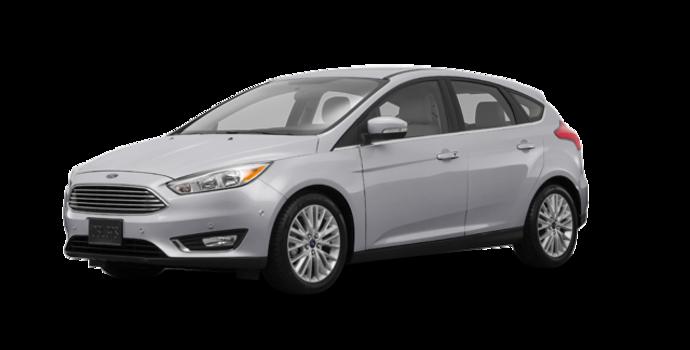 2016 Ford Focus Hatchback TITANIUM | Photo 6 | Ingot Silver Metallic