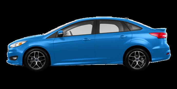 2016 Ford Focus Sedan SE | Photo 4 | Blue Candy