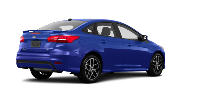 2016 Ford Focus Sedan SE | Photo 5 | Kona Blue