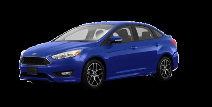 2016 Ford Focus Sedan SE | Photo 6 | Kona Blue