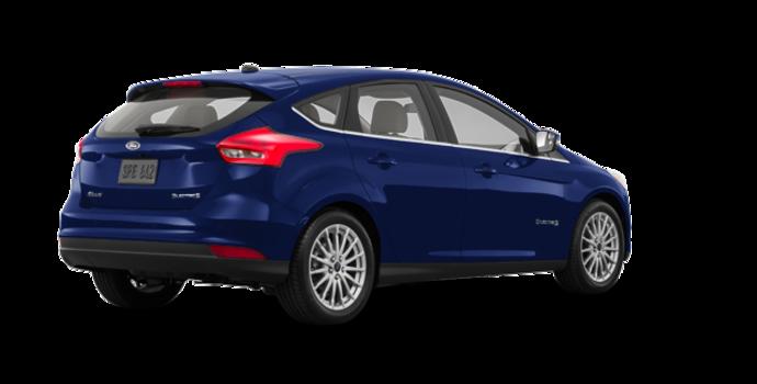 2016 Ford Focus Electric BASE | Photo 5 | Kona Blue Metallic