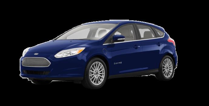 2016 Ford Focus Electric BASE | Photo 6 | Kona Blue Metallic