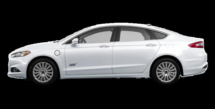 2016 Ford Fusion Energi SE | Photo 4 | Oxford White